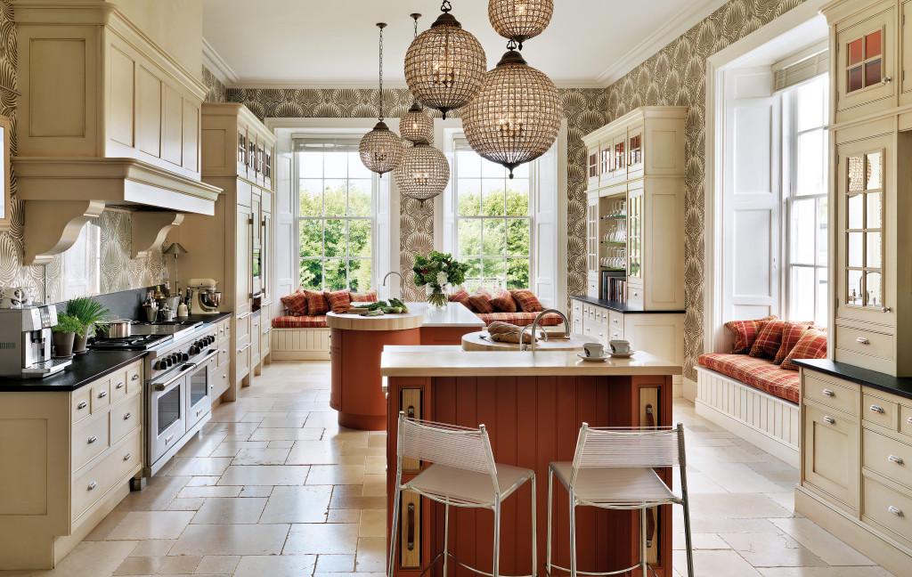 La Cucina Pi Bella Del Mondo. Un Delizioso Cottage Negli Hamptons Vi ...