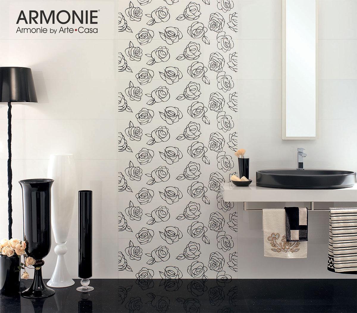 Bianco e nero purezza e armonia per rinnovare la tua casa for Rinnovare la casa