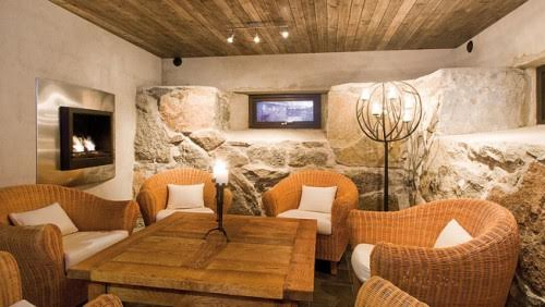 Arredamento classico o pi moderno la tavernetta come for Arredare una taverna rustica