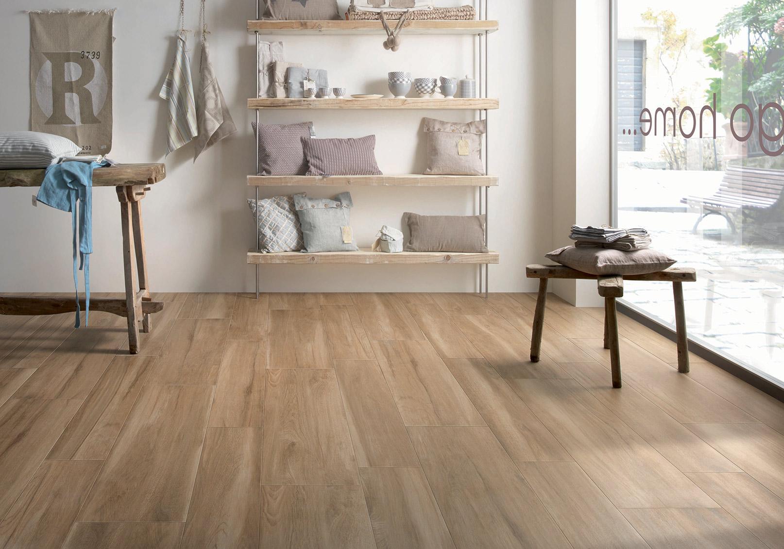 Serie silverline pavimenti e rivestimenti armonie ceramiche - Abbinare parquet e mobili ...