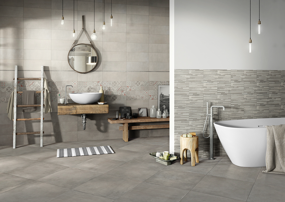 The One- Pavimenti e Rivestimenti- Armonie Ceramiche
