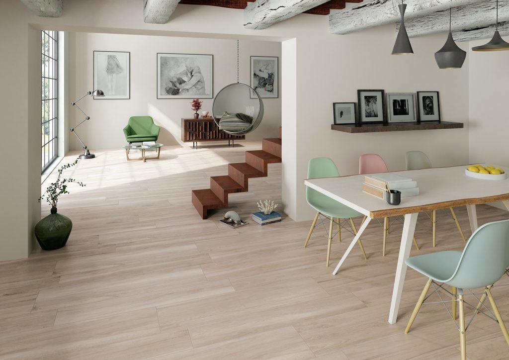Piastrelle Effetto Legno Tortora : Arreda la casa al mare con gusto armonie ceramiche