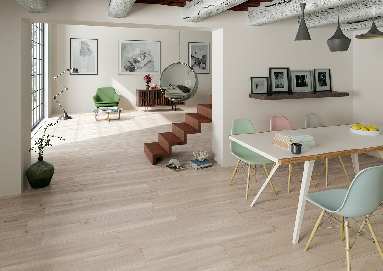 Pavimenti Effetto Legno Tortora : Serie silverline pavimenti e rivestimenti armonie ceramiche