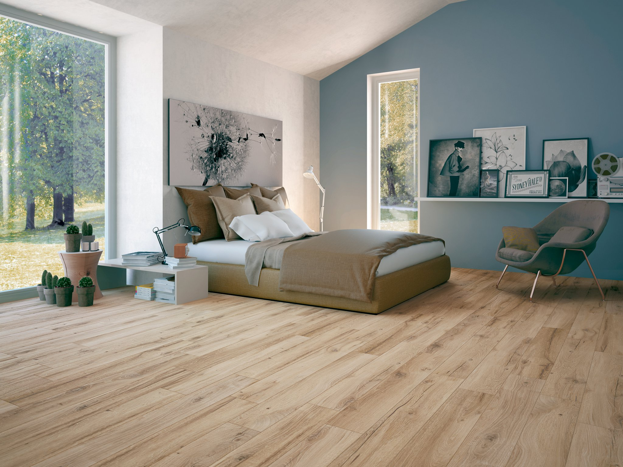 Serie briccola pavimenti e rivestimenti armonie by arte casa for Costo gres effetto legno
