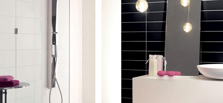 Rivestimento bagno e cucina colors pavimenti e rivestimenti armonie - Bagno arancione e bianco ...