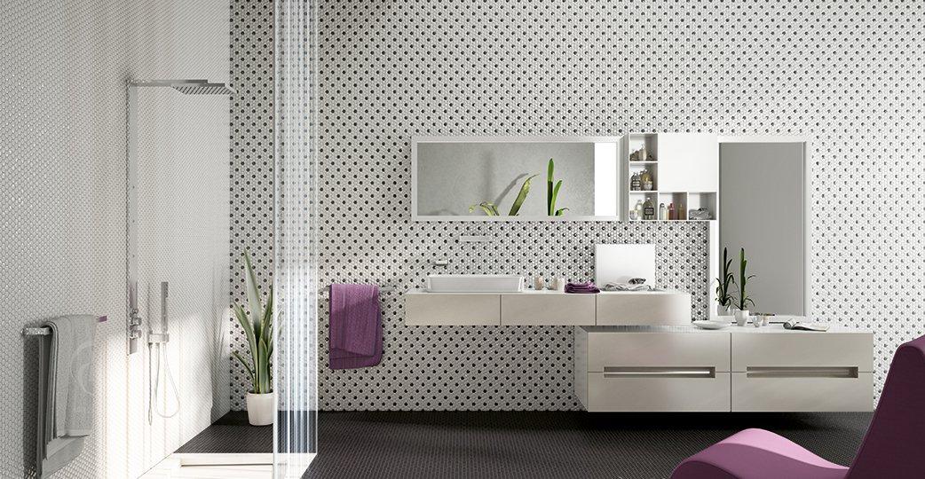 Mosaico serie game pavimenti e rivestimenti armonie ceramiche - Mosaico rivestimento cucina ...