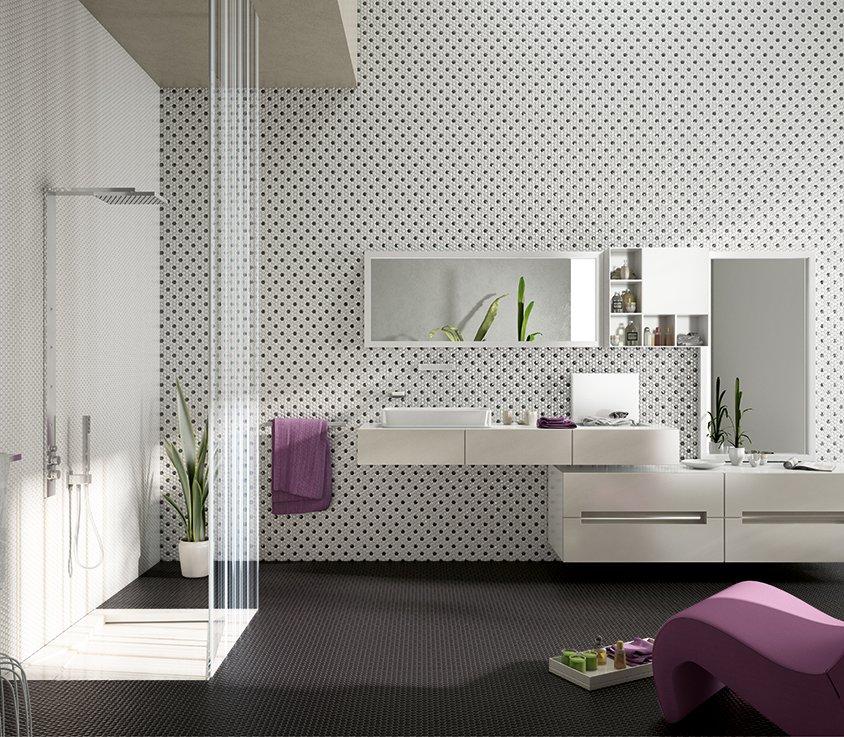 Mosaici pavimenti e rivestimenti per la tua casa by for Mosaici e marmi per pavimenti e rivestimenti