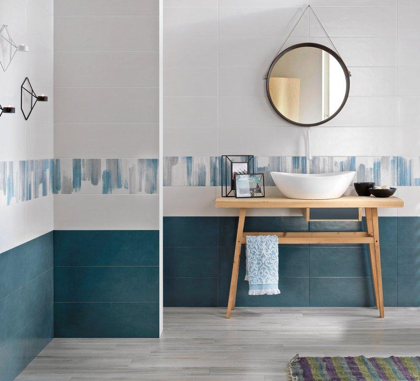 Armonie ceramica piastrelle gres porcellanato e non solo - Colori piastrelle bagno ...