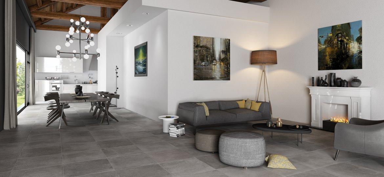 Serie le cave pavimenti e rivestimenti armonie for Pavimento effetto pietra