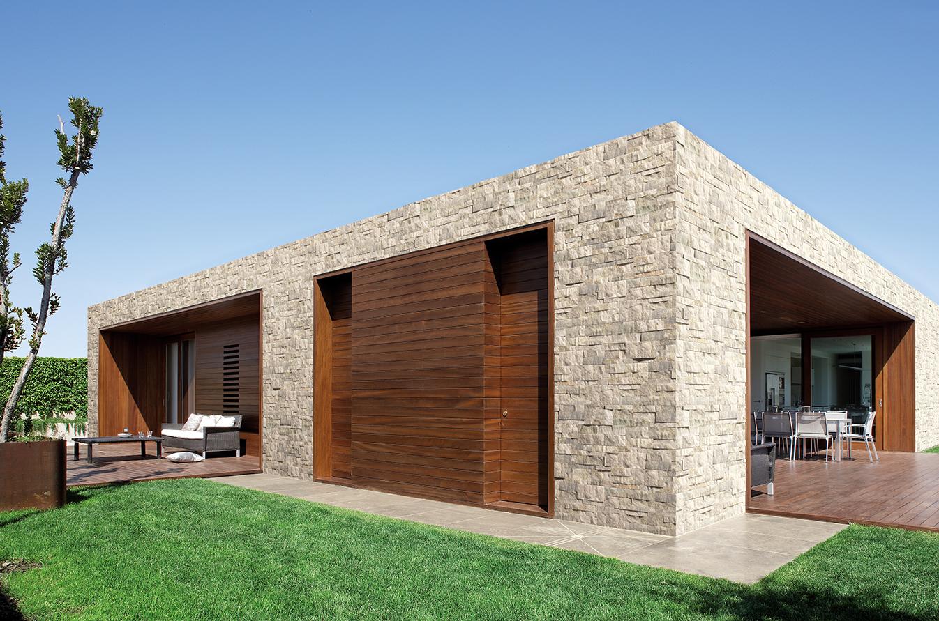 Rivestimenti di facciata in pietra naturale
