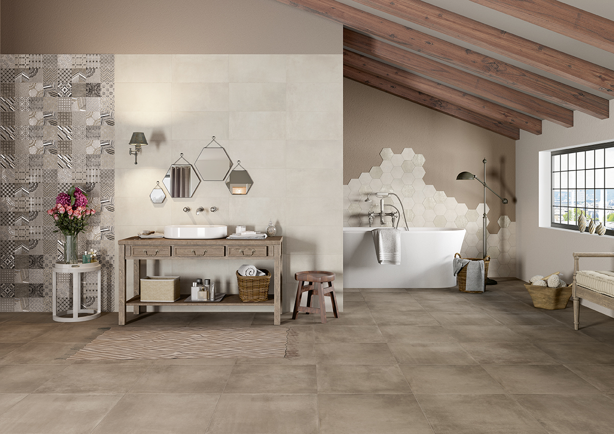 The one pavimenti e rivestimenti armonie ceramiche