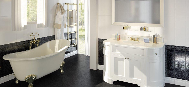Vogue armonie ceramiche - Rivestimento bagno bianco ...