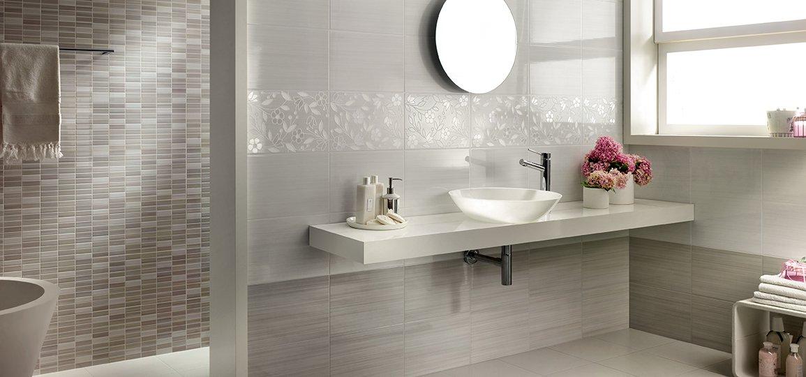 Serie zenit pavimenti e rivestimenti armonie by arte casa - Piastrelle bagno verde chiaro ...