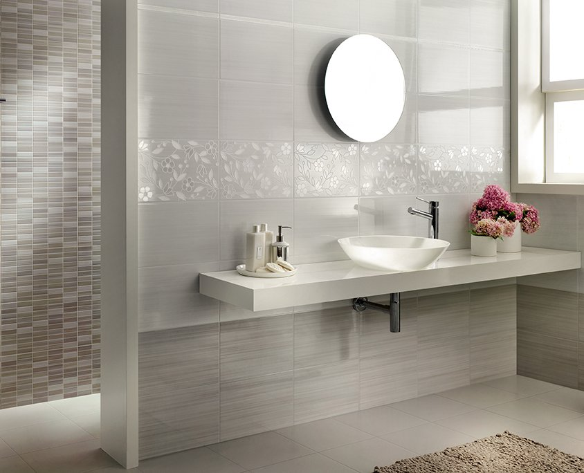 Pavimenti e rivestimenti per il tuo bagno armonie ceramiche