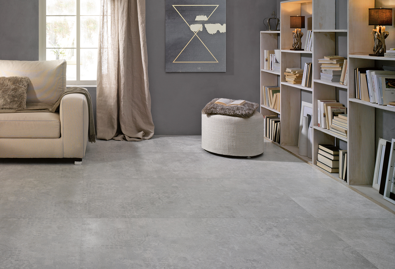 idee salva spazio in casa armonie ceramiche. Black Bedroom Furniture Sets. Home Design Ideas