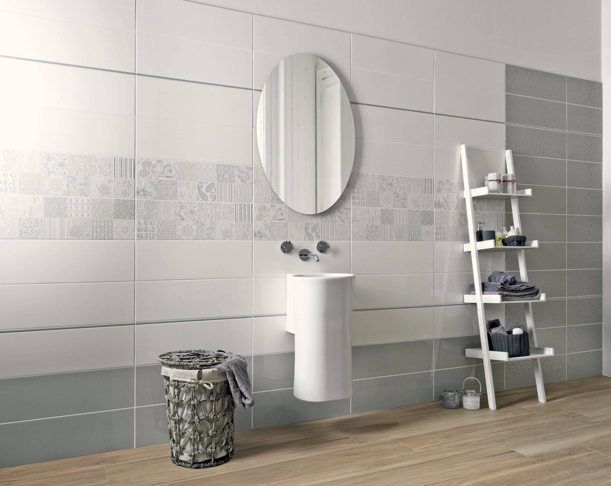 Collezione grace rivestimento armonie ceramiche - Allestimento bagno ...